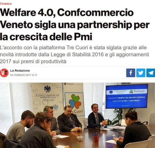 TreCuori Welfare 4.0