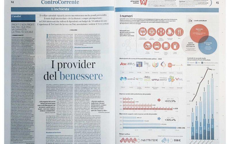 TreCuori sul Corriere della Sera