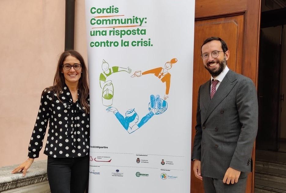 Annunziata&Conso nel lancio del progetto di Cordis Community