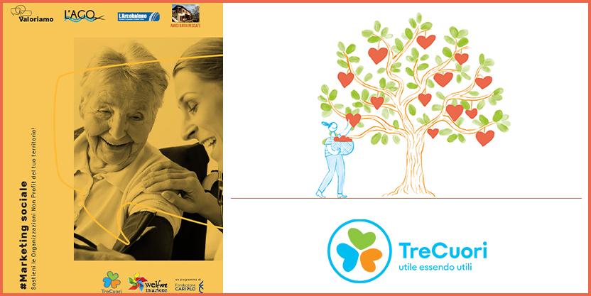 Anche a Lecco si avvia la campagna di marketing sociale del progetto L'Ago