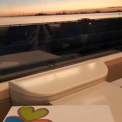 2_ in treno