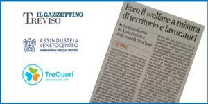 Il gazzettino di Treviso AVC