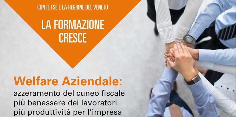 WEBINAR FORMATIVO SULLE NOVITÀ NORMATIVE DEL WELFARE AZIENDALE
