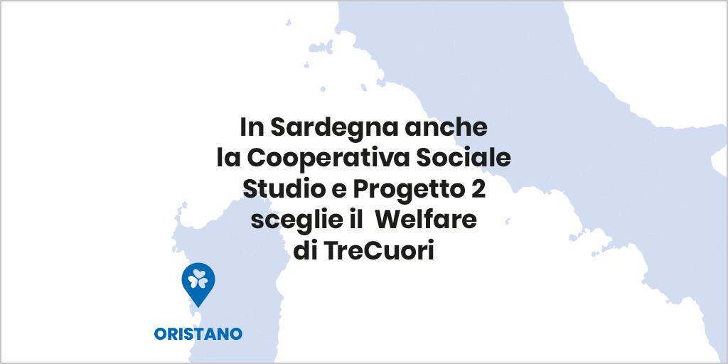 """In Sardegna un nuovo piano Welfare grazie al progetto """"Oristano Welfare"""": beneficiari i soci di una Cooperativa Sociale"""